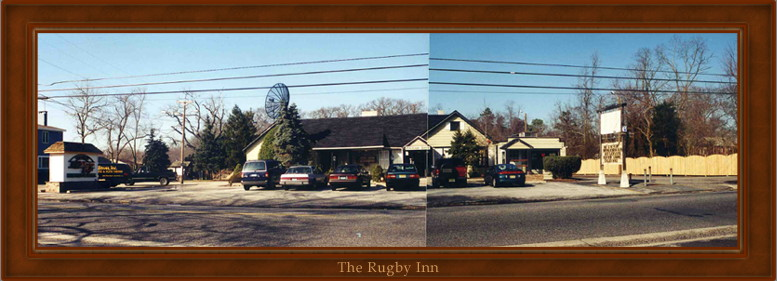 Rugby Inn Panorama